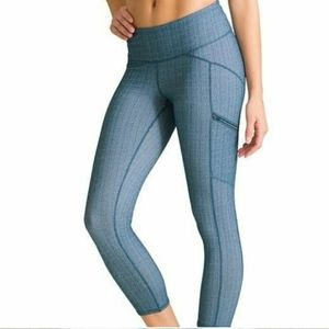 ATHLETA Static Drifter Capri Blue XS SA6